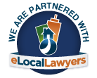 eLocalLawyers.com Partner Badge