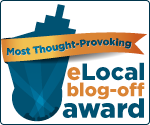 eLocal Blog Off Most Thought-Provoking