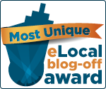 eLocal Blog Off Most Unique